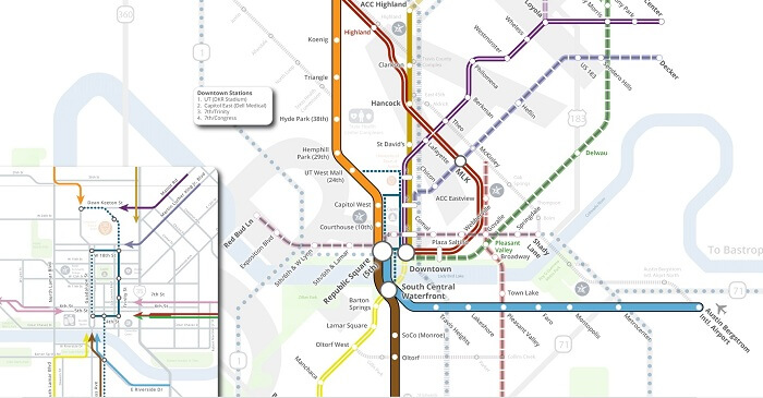 Capital Metro Unveils New Long-Term Transportation Strategy
